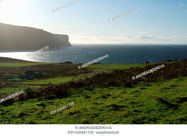 Rackwick bay, Isle of Hoy, Orkney islands, Scotland