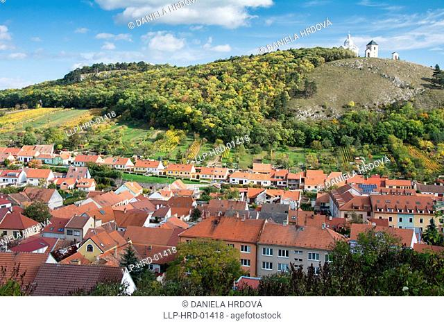 View from Goat heat (Kozi Horka), Czech Republic, Europe