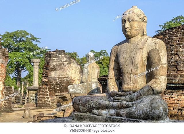 Polonnaruwa, North Central Province, Sri Lanka, Asia