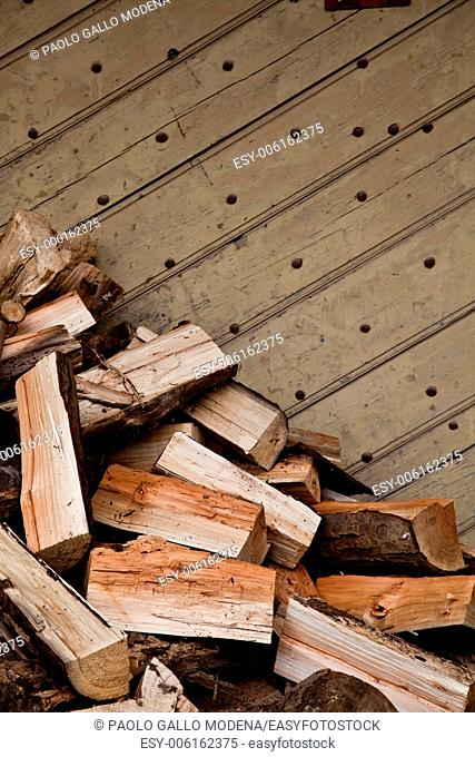 Pieces of wood, useful for background or conceptual