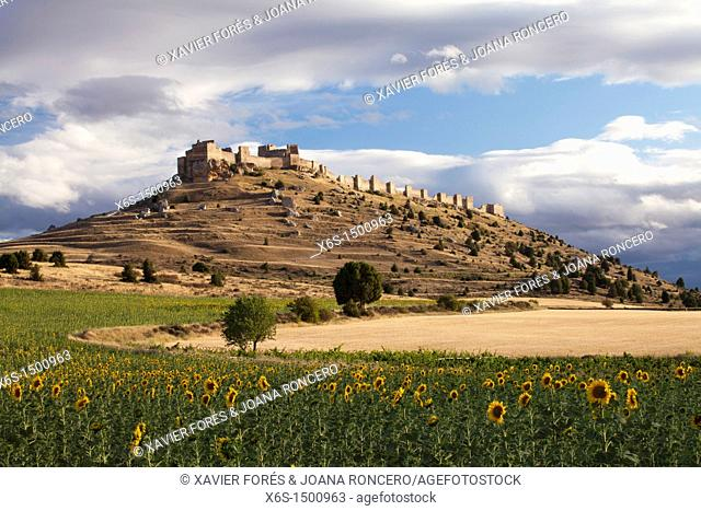 Gormaz Castle, Soria, Spain