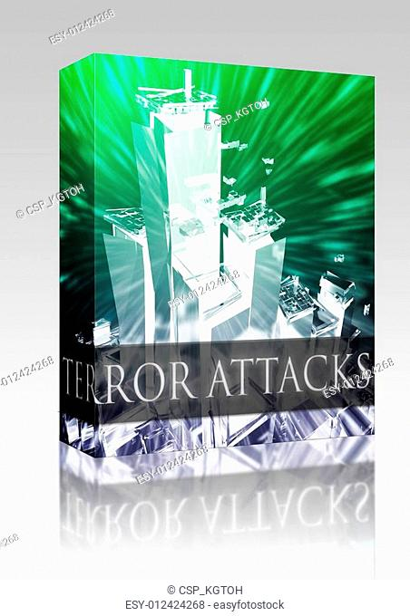 Terror attack box package