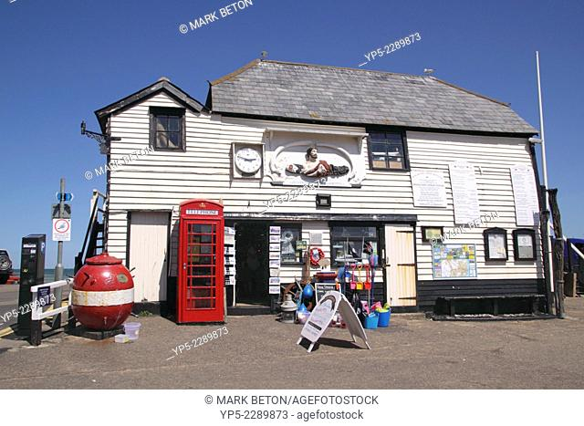 The Old Lifeboat House Broadstairs Kent England