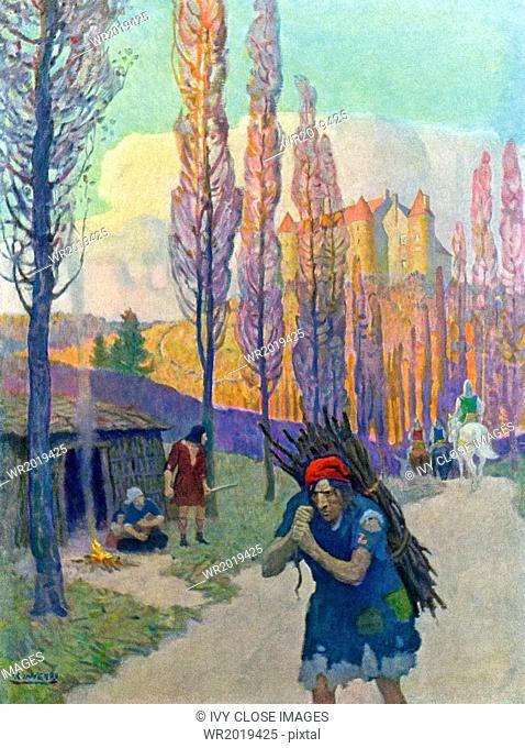 Brushwood Folk and Castle Villefranche