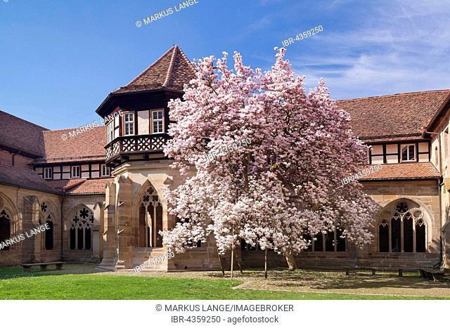 Maulbronn Monastery, Black Forest, Baden-Württemberg, Germany
