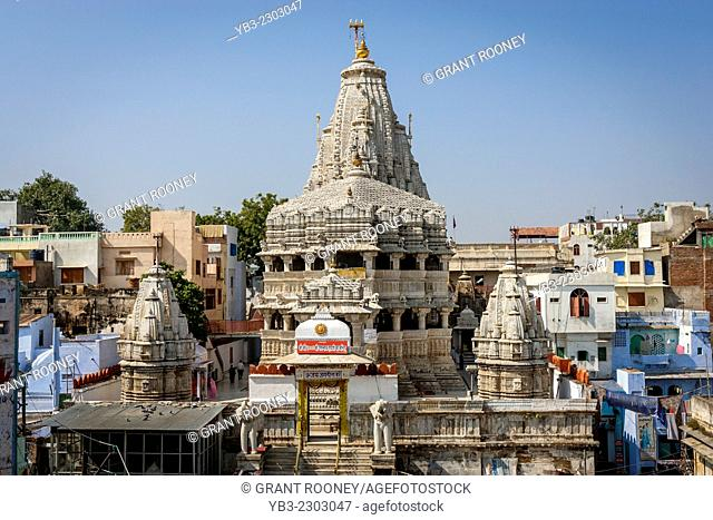 Shree Jagdish Temple, Udaipur, Rajasthan, India