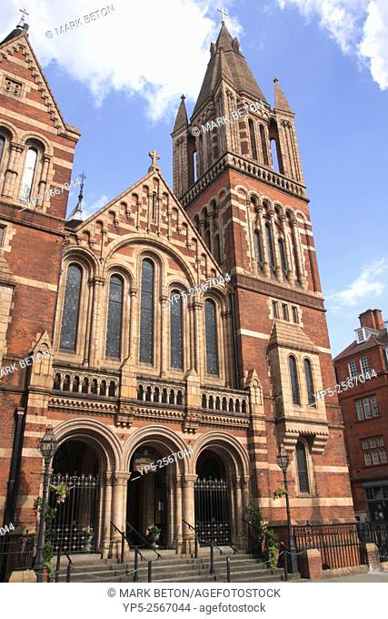 Catholic Cathedral of The Holy Family in Exile Duke Street London