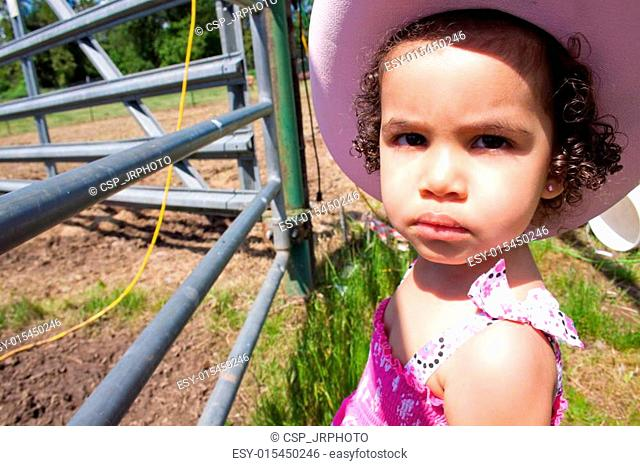 0dcdd461b Pink cowgirl hat Stock Photos and Images   age fotostock
