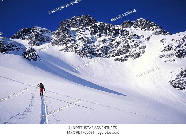 Ski Touring, Coast mountains BC