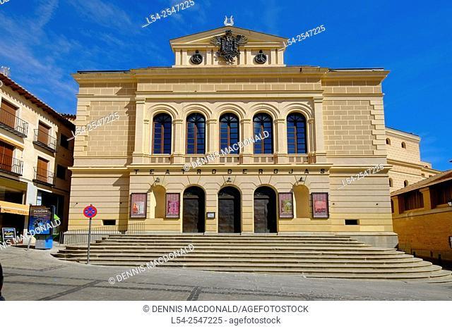 Teatro de Rojas Theater Toledo Spain ES