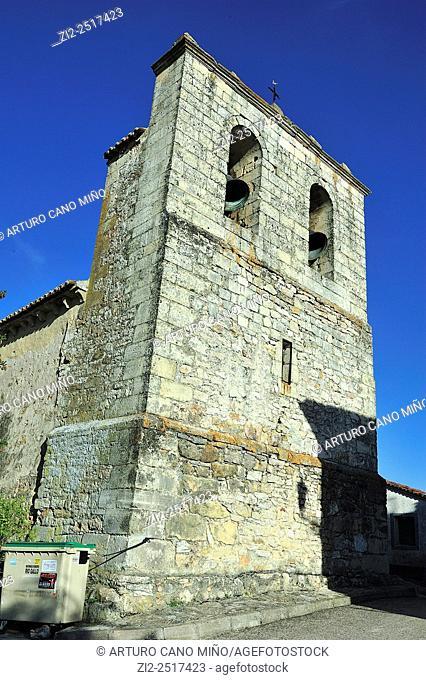 Parish church, XVIth century. Olmeda de Cobeta, Guadalajara, Spain