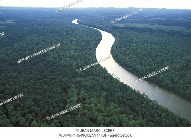 French Guiana, Caribbean