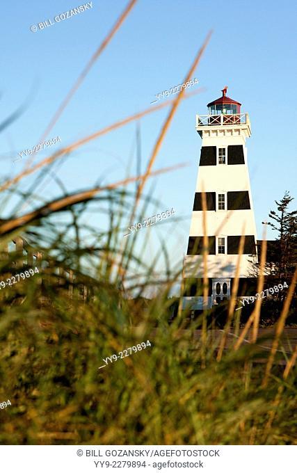 West Point Lighthouse - West Point, Prince Edward Island, Canada