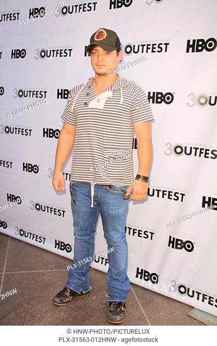 Andrew Lawrence 07/14/2012 Petunia Premiere held at Director's Guild of America in West Hollywood, CA Photo by Kazuki Hirata / HollywoodNewsWire