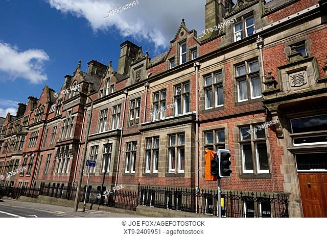 lancashire county councils county hall offices Preston England UK