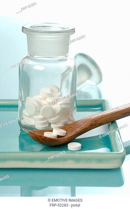 Dr  Schüssler's cell salts pills
