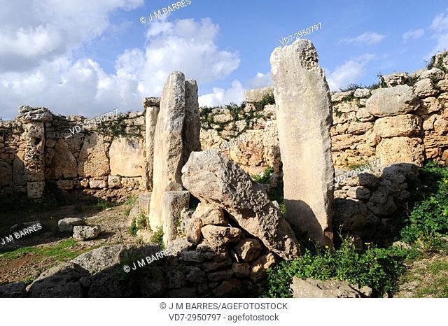 So Na Caçana, Talaiotic age. Alaior, Minorca Biosphere Reserve, Balearic Islands, Spain