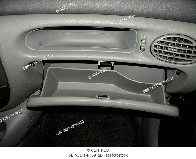 Door-glove of Car, São Paulo, Brazil