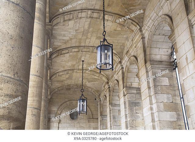 City Hall, Bordeaux; France