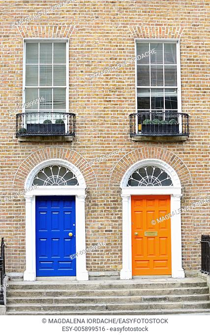Georgian doors in Dublin