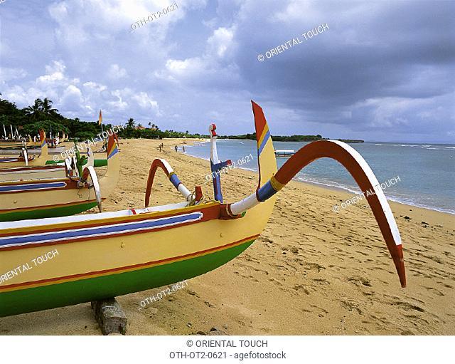 Nusa Dua beach, Indonesia