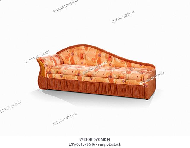 sofa with one elbow-rest