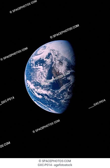 The Earth. Apollo 13