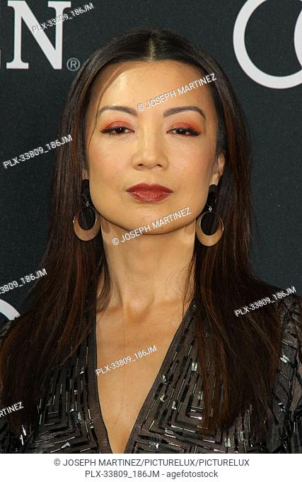 """Ming-Na Wen at The World Premiere of Marvel Studios' """"""""Avengers: Endgame"""""""" held at the Los Angeles Convention Center, Los Angeles, CA, April 22, 2019"""