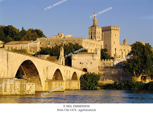 Avignon Bridge, Provence, France