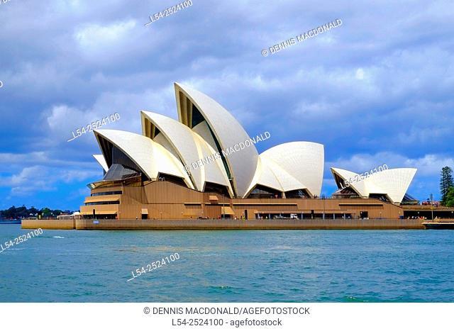Sydney Opera House Australia New South Wales AU