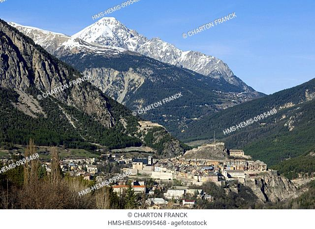 France, Hautes Alpes, Briancon, Vauban site, listed as World Heritage by UNESCO