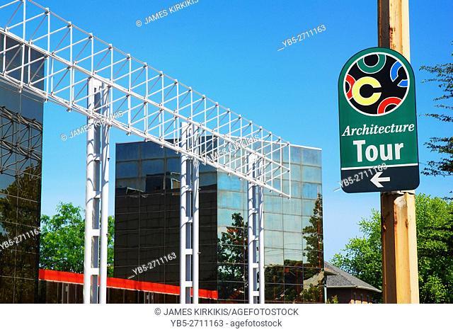 Modern Architecture Trail, Columbus, Indiana