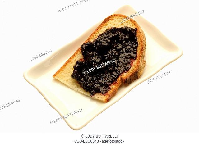 Blueberries jam, Italy
