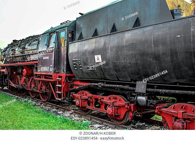 Historical Steam Locomotive Model Range 52