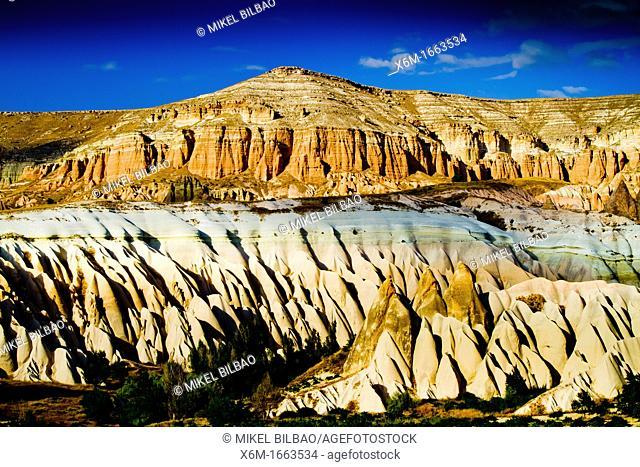 Cappadocia Region  Nevsehir province  Turkey