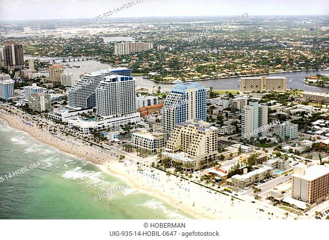 Beachfront, North Beach, Florida