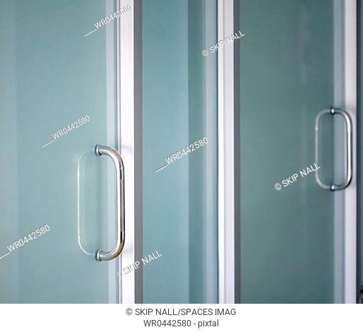 Sterile Hospital Doors