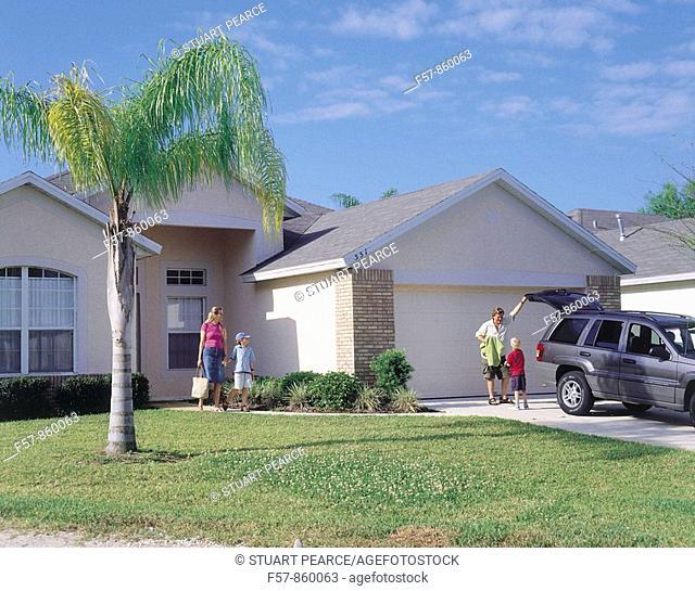 Holiday Villa in Orlando, Florida