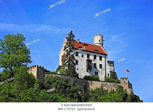 Goessweinstein Castle, Forchheim district, Upper Franconia, Bavaria, Germany, Europe