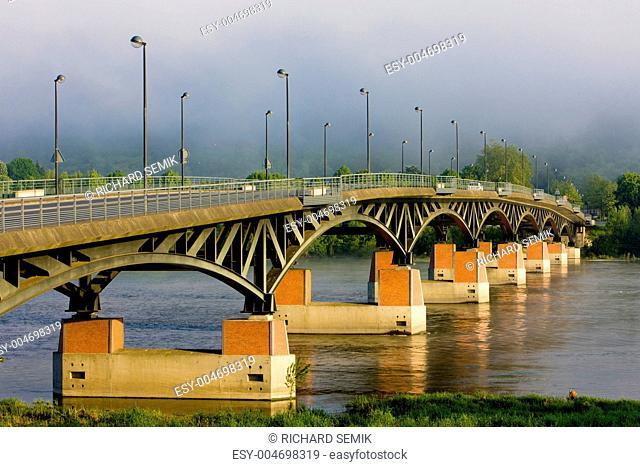 bridge, Blois, Loir-et-Cher, Centre, France