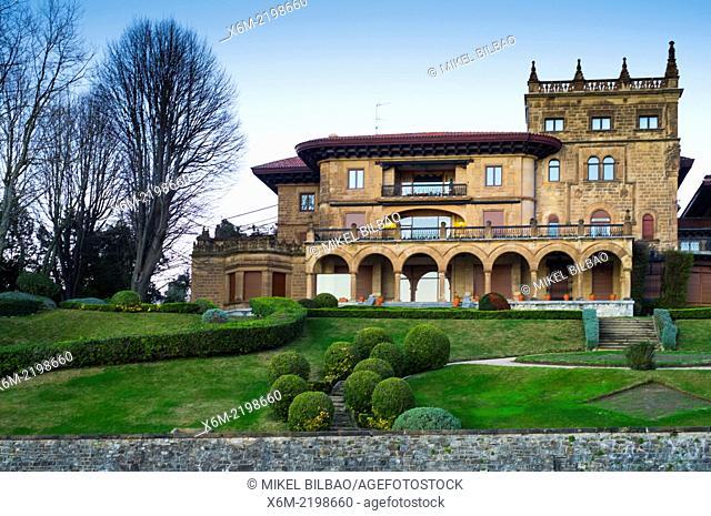 Lezama-Leguizamon Palace