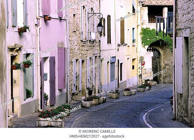 France, Gard, Saint Gilles