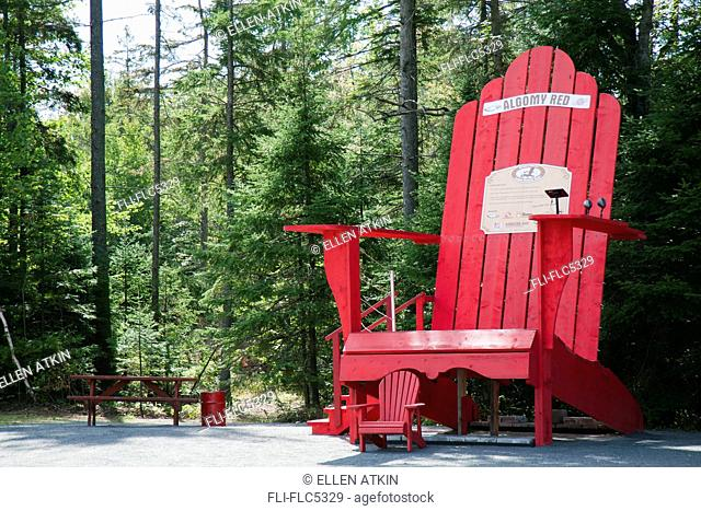 giant adirondack chair Stock Photos and Images & Giant adirondack chair Stock Photos and Images | age fotostock