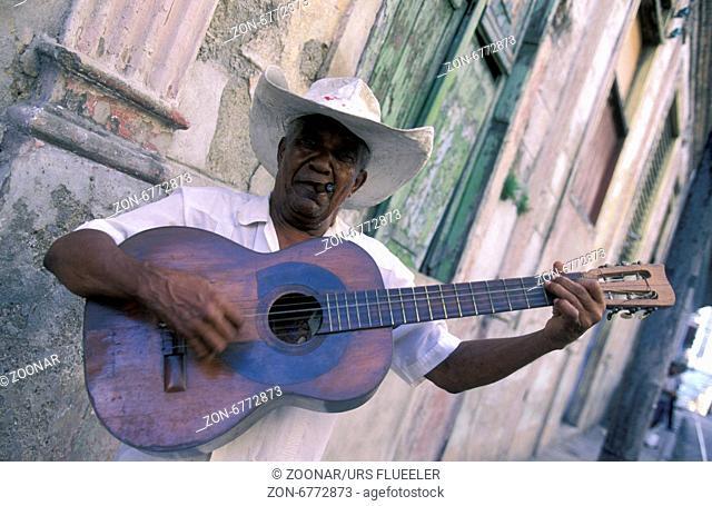 AMERICA CUBA SANTIAGO DE CUBA