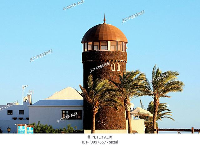 Spain, Canary islands, Caleta de Fuste