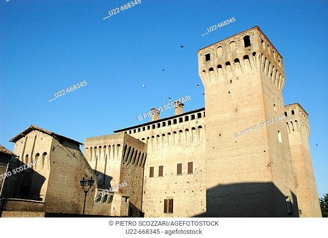 Vignola (Modena, Italy), the Rocca (castle)