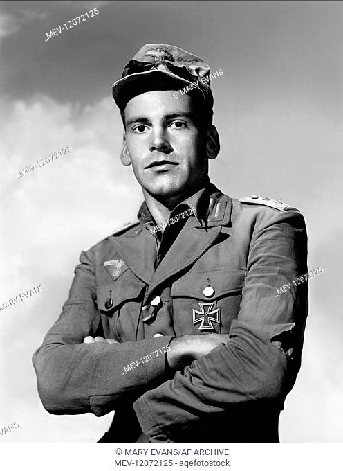 Maximilian Schell Characters: Capt. Hardenberg Film: The Young Lions (1959) Director: Edward Dmytryk 01 April 1958