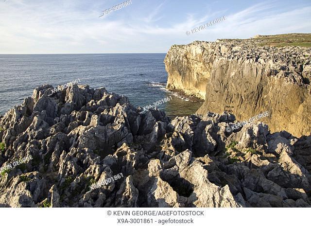 Bufones de Pria; Austurias; Spain