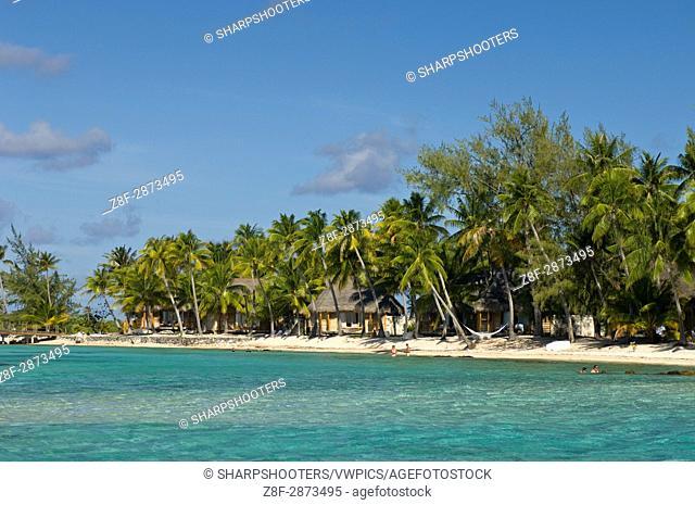Pearl Beach Resort, Tikehau, Tuamotu Archipelago, French Polynesia