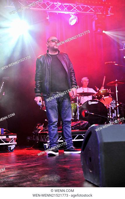 Godiva Festival - Day 2 - Performances Featuring: Shaun Ryder Where: Coventry, United Kingdom When: 05 Jul 2014 Credit: WENN.com